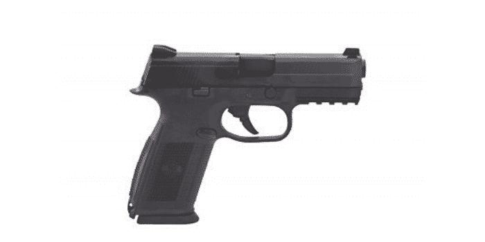 FN - FNX-40 review