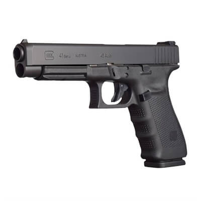 GLOCK - G41 G4 review
