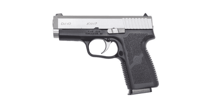 KAHR ARMS CW40 review