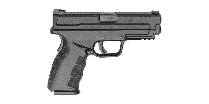 SPRINGFIELD ARMORY - XD MOD review