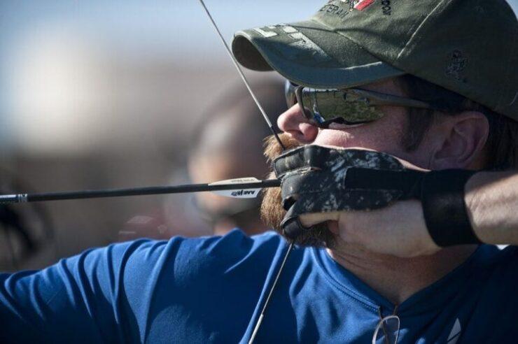 Target Shooting bows