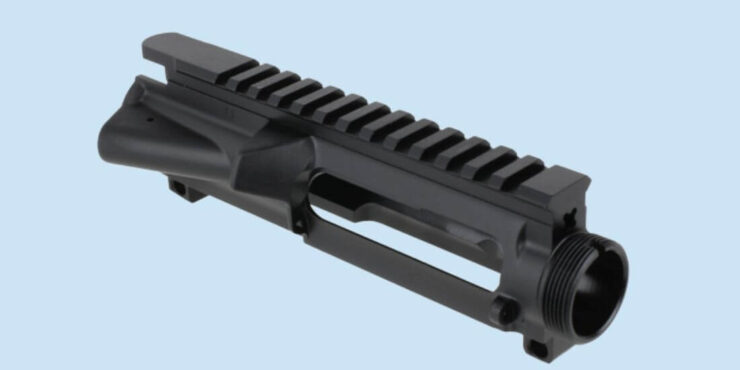 458 socom upper review
