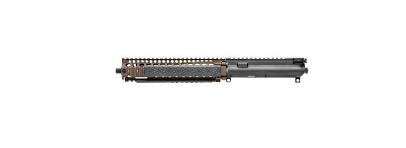 DANIEL DEFENSE - MK18 STRIPPED SOCOM UPPER RECEIVER