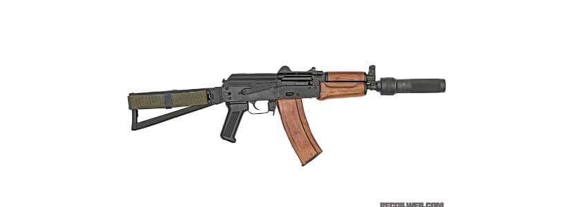 Dead Air Armament- AK-47 WOLVERINE PBS-1
