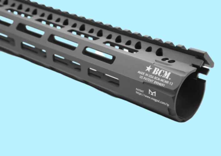 suppressor hand guard reviews