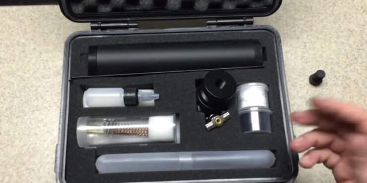 ALL ABOUT SUPPRESSOR CLEANING KIT