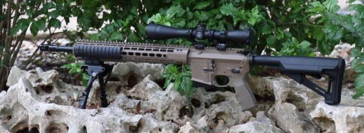 Aero Precision - AR-15 OEM Rifle 223 WYLDE 18 Stainless
