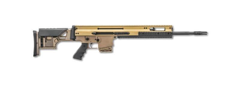 FN SCAR 20S Precision Semi-Auto Rifle