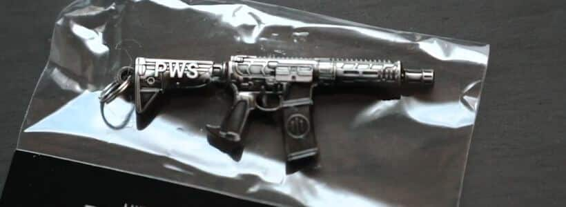 Primary Weapons MK-116 Pro Rifle 223 WYLDE