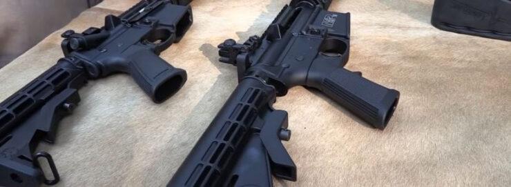 Ruger - AR-556® 16.1 5.56X45MM NATO Black 30+1RD