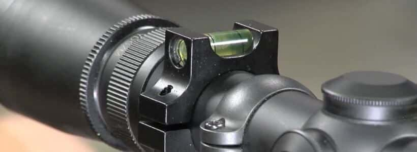 Things to Consider Before Buying Riflescope Bubble Level