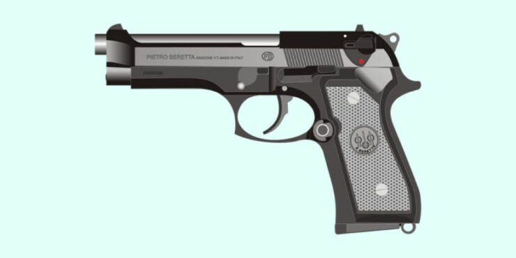 9 mm Pistol Review