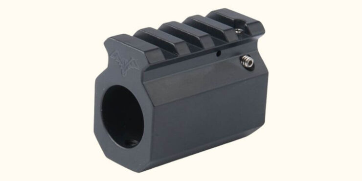 Adjustable Gas Block review