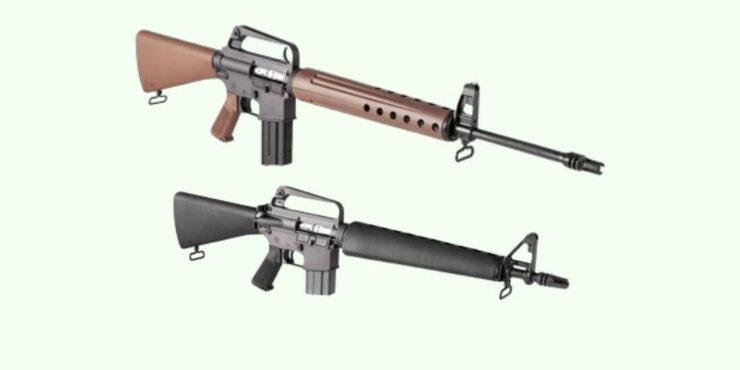 Best Retro Rifles