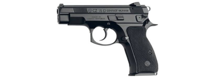 CZ 75 Centerfire Pistols