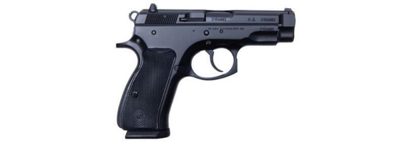 CZ 75 Compact 9mm Pistol Review