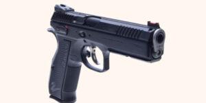 CZ 75B vs. SP01 Pistol – Comparison of 2021