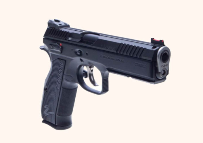 CZ 75B or SP01 pistol buying guide