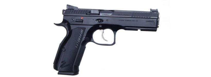 CZ SP-01 ACCUSHADOW 2 9MM PISTOL