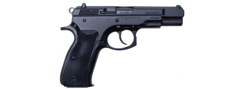 CZ USA 75-B 9MM PISTOL