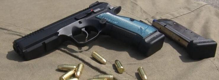 CZ gun safety