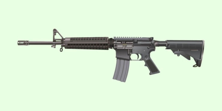 Differences between AR15 and M16