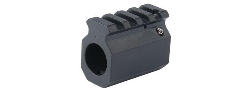 Double Star - AR-15M16 Picatinny Rail Adjustable Gas Block
