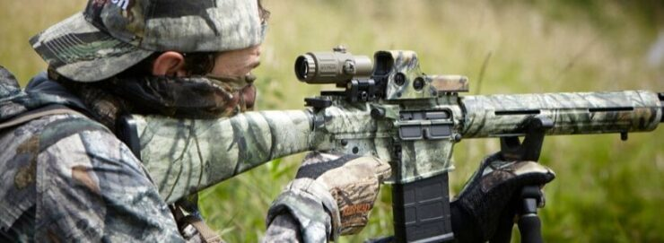 EOTech Holographic Sight Review