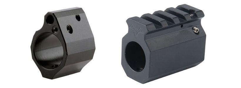 Gas Block Type