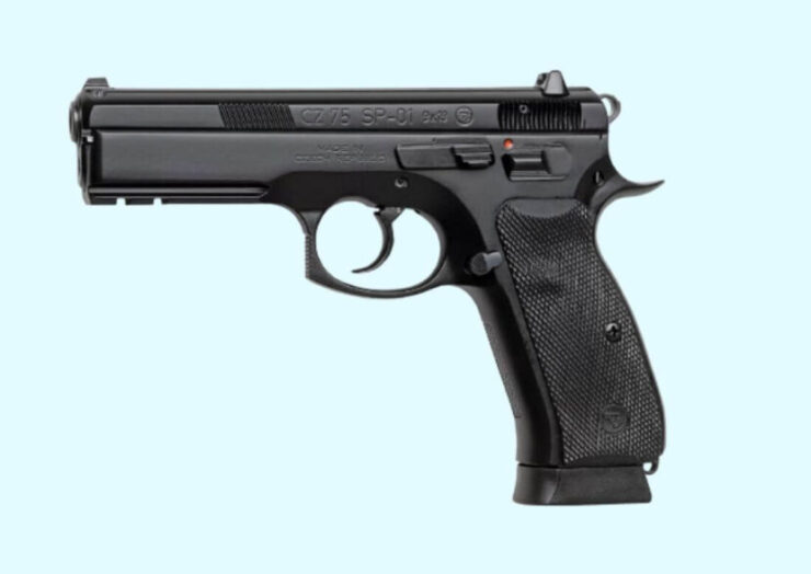 Handguns Review