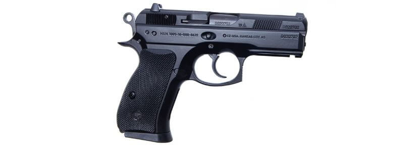 P01 Compact 9mm Pistol Review
