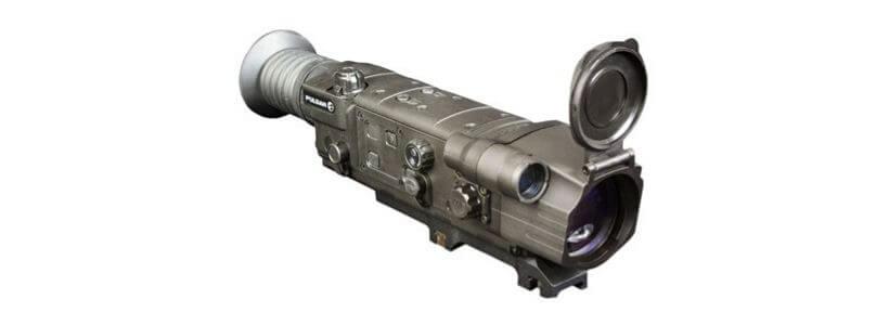PULSAR - N750 DIGITAL NIGHT VISION WEAPON SIGHTS