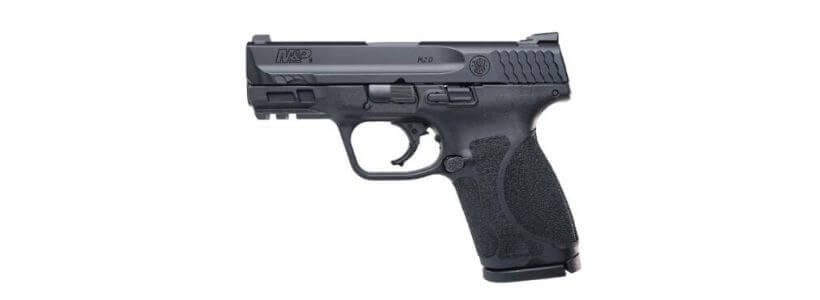 Smith & Wesson - M&P Compact 2.0 3.6 Ts