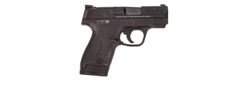 Smith & Wesson- M&P Shield Semi-Automatic