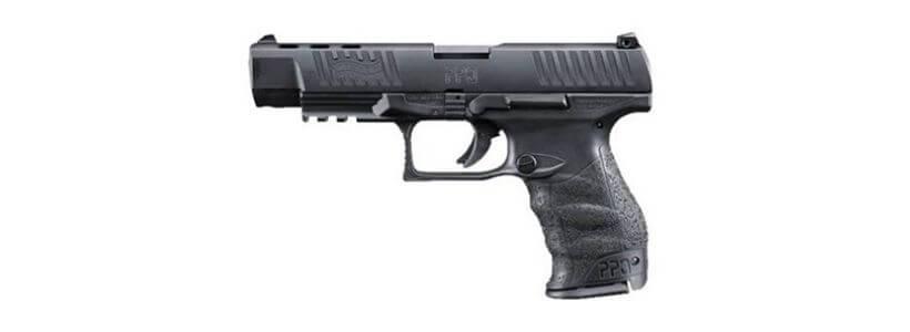 WALTHER ARMS INC - PPQ HANDGUN