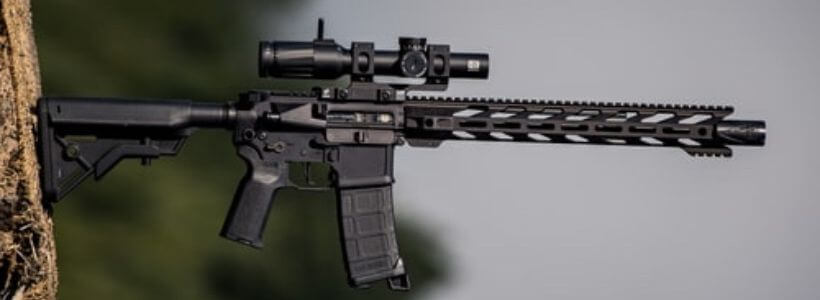 Where can I use this rifle