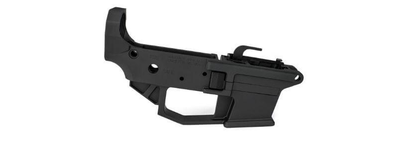 AR-15 0940 9mm Stripped