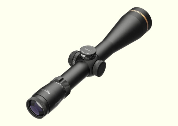Leupold VX5HD riflescope buying guide