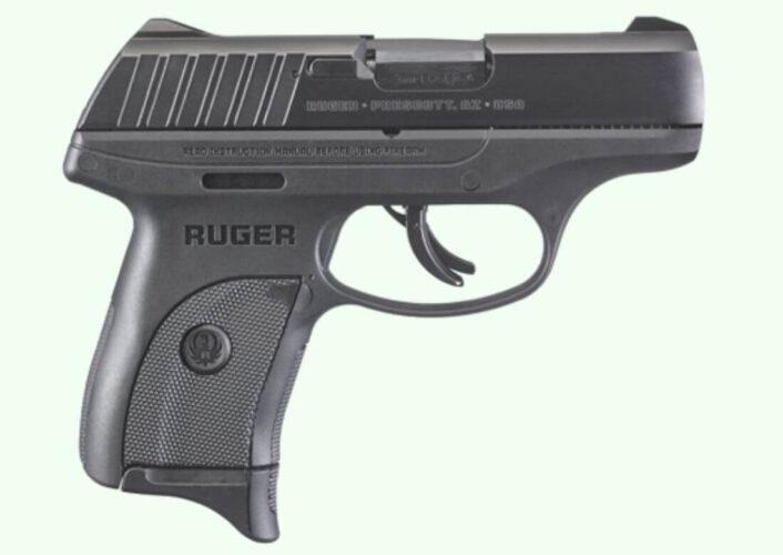 Ruger LC9S or EC9S Handgun