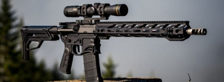 The Cost of Building an AR15
