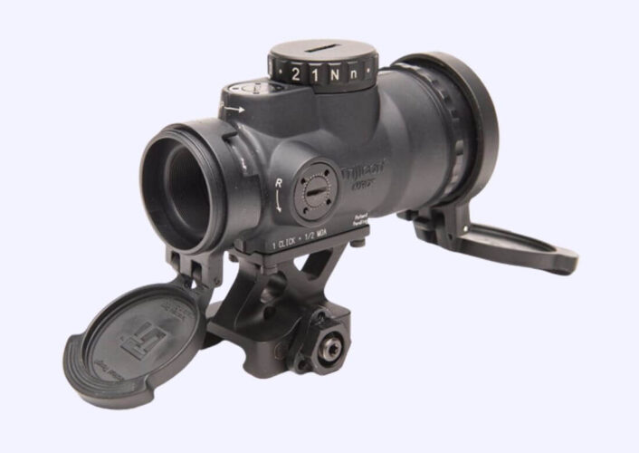 Trijicon Or Eotech Reflex Sight