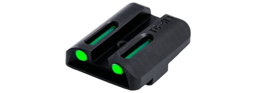 Truglo - Tritium Fiber Optic Sight For Glock