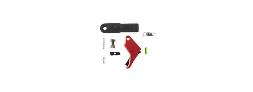 Apex - Red M&P Shield Trigger Kit