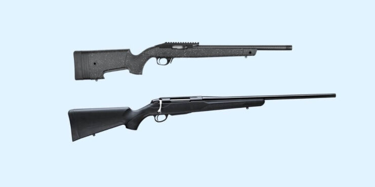 BERGARA VS TIKKA RIFLES