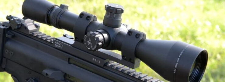 Difference between Leupold Mark and VX  Riflescope Comparison