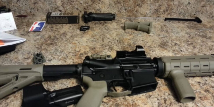 How to Sight in a Rifle with Iron Sights