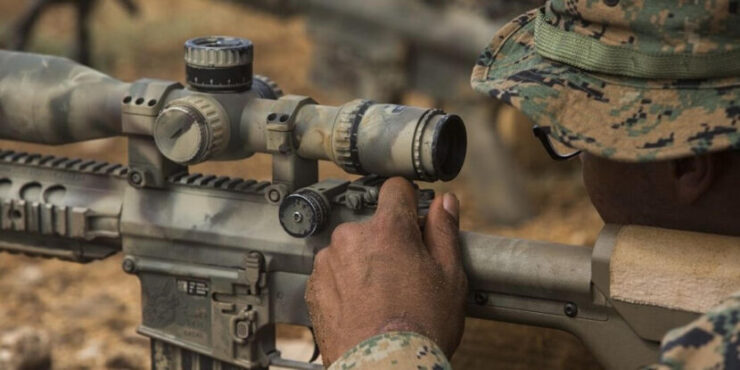 How to Zero a Rifle Scope at 100 Yards – Expert Guide
