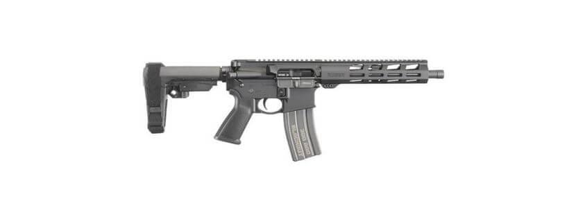 RUGER - AR-556  WBRACE