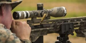 How to Adjust a Rifle Scope Up and Down