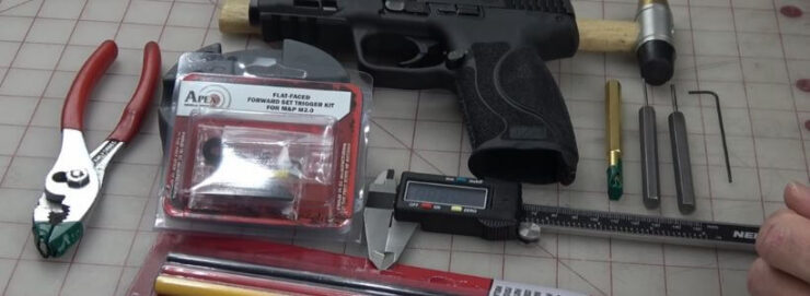Why do I need M&P trigger replacement